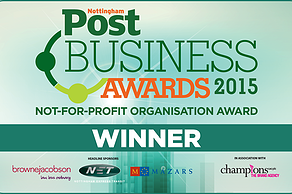 NPBA 2015 Winner not for profit