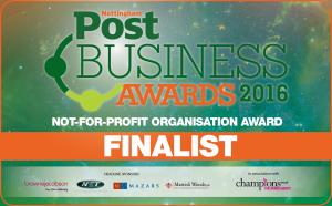 NPBA 2016 finalist not for profit